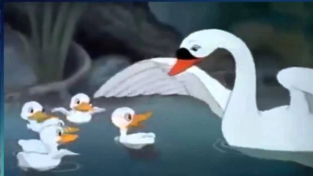 Silly Symphonies 75/75: The Ugly Duckling - El patito feo