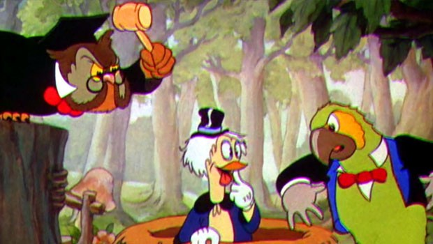 Silly Symphonies 54/75: Who Killed Cock Robin?