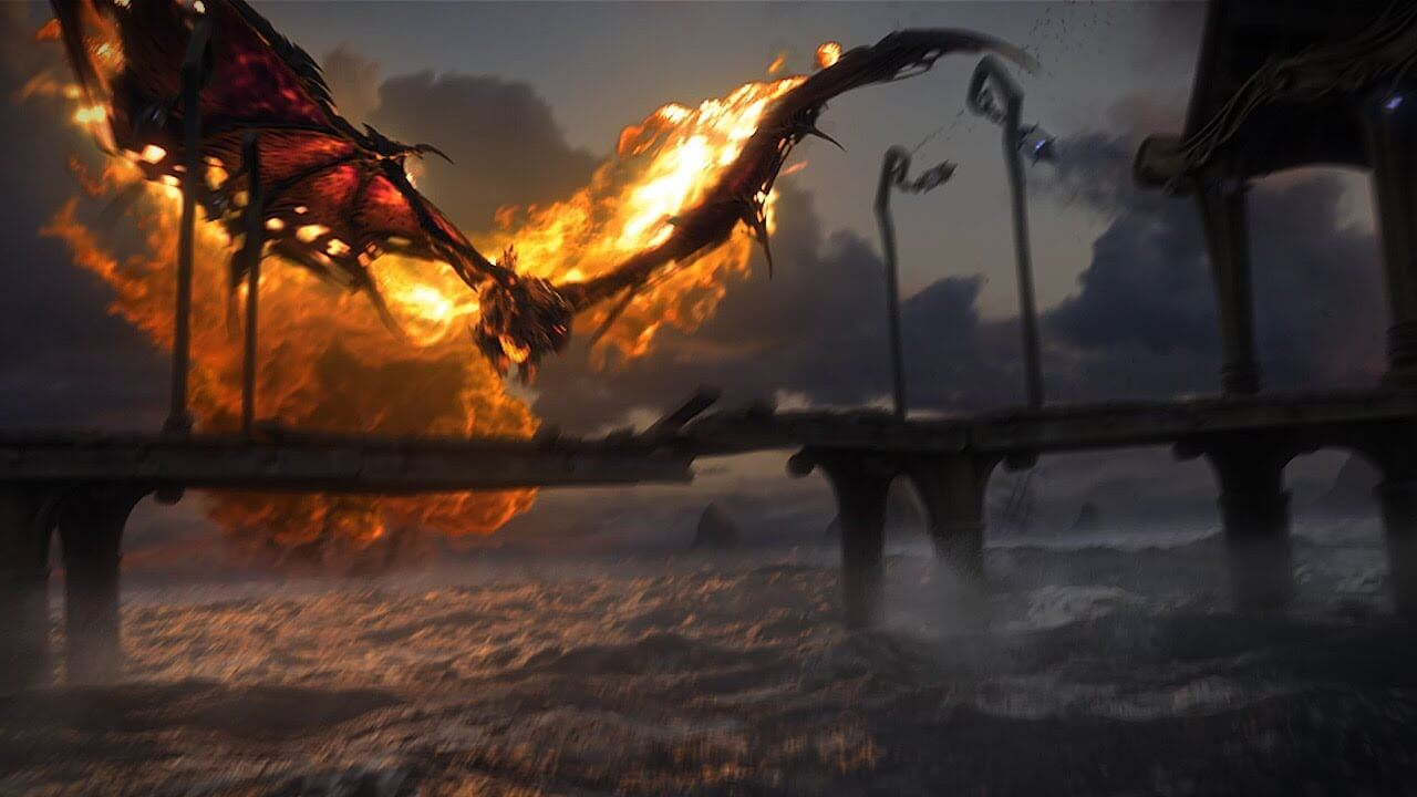 World of Warcraft: Cataclysm Game Cinematic Trailer