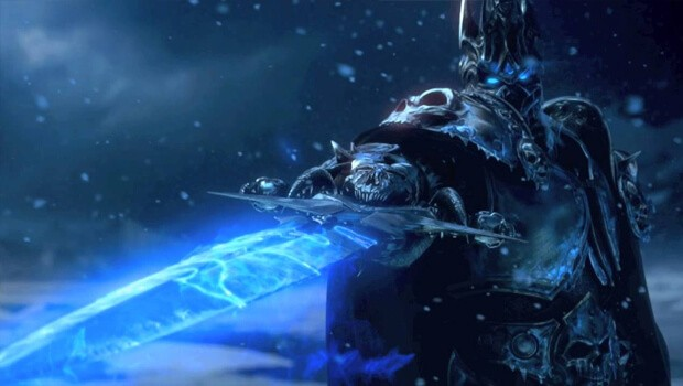 World of Warcraft: Wrath of the Lich King Game Cinematic Trailer