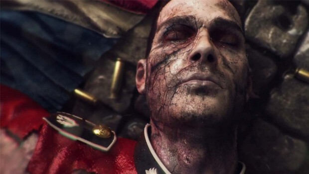 ZombiU Game Cinematic Trailer. WiiU Animated Short Film