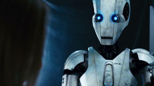 Abe. Cortometraje de terror y robots dirigido por Rob McLellan