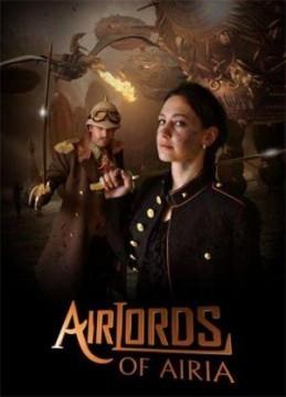Airlords of Airia cortometraje cartel