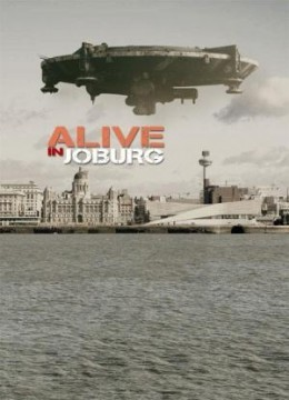 Alive in Joburg cortometraje cartel