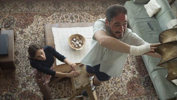 Beta. Cortometraje español online patrocinado por Cinergía