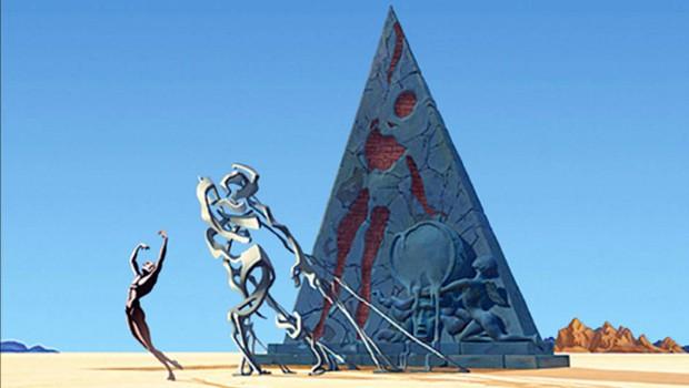 Destino (Destiny) Cortometraje de animación de Walt Disney Salvador Dalí