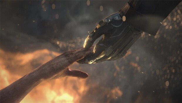 Deus Ex: Mankind Divided - Announcement Game Cinematic Trailer