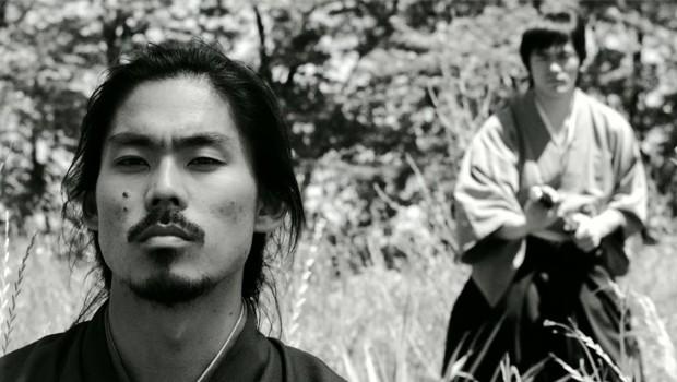 El Duelo / 果 し 合 い. Cortometraje argentino sobre samurais