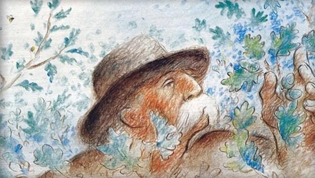 El hombre que plantaba arboles (narrado por Christopher Plummer)