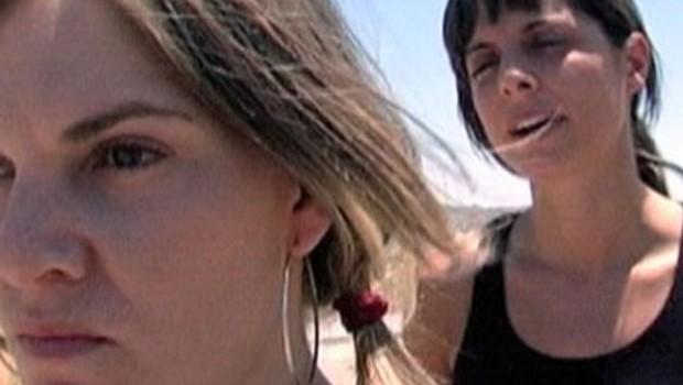 Elena y Rebeca. Cortometraje español de Enrique García