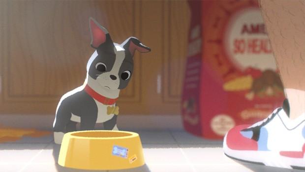Buenas migas - Feast. Cortometraje de Animación de Pixar (Disney)