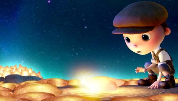 La Luna. Cortometraje de animación de Pixar dirigido por Enrico Casarosa