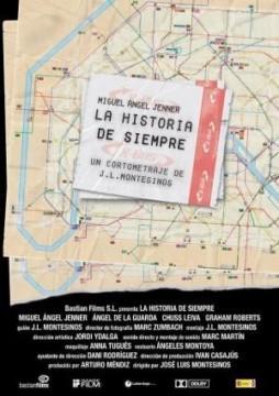 La historia de siempre cortometraje cartel