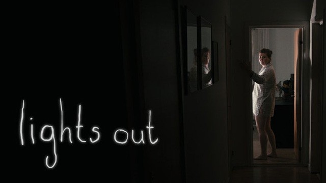 Lights out – Luces fuera