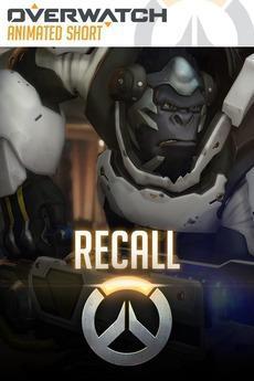 Overwatch: La llamada cortometraje cartel poster