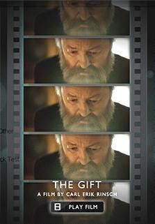 The gift. Cortometraje cartel