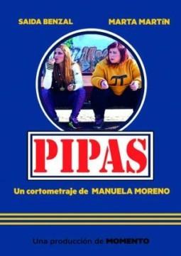 Pipas Cortometraje cartel