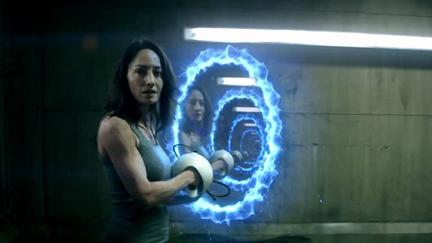 Portal: No Escape. Cortometraje online ciencia-Ficción videojuego Portal
