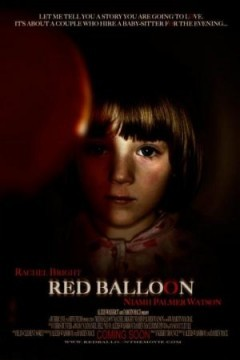Red Balloon cortometraje cartel