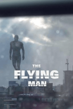 The Flying Man cortometraje cartel