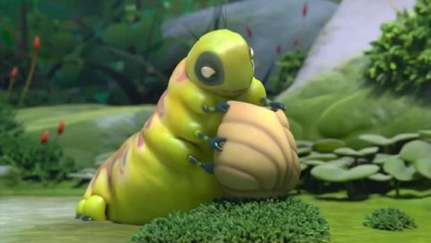 Sweet Cocoon. Cortometraje francés de animación 3d