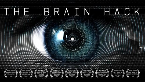 The Brain Hack. Cortometraje online de ciencia-ficción de Joseph White