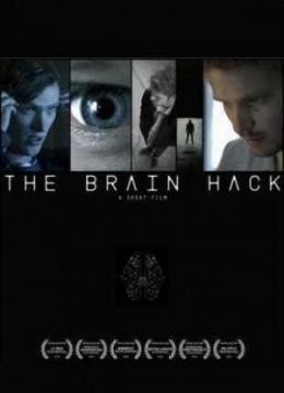 The brain hack cortometraje cartel