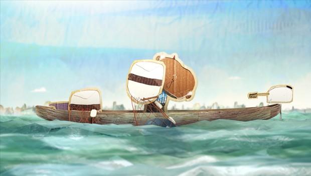 Tulkou. Cortometraje de animación de Mohamed Fadera y Sami Guellaï