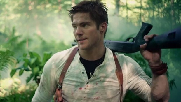 Uncharted: Ambushed, Fan Film. Cortometraje inspirado en Nathan Drake