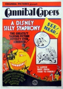 Cannibal Capers poster