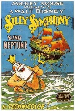 El rey Neptuno poster