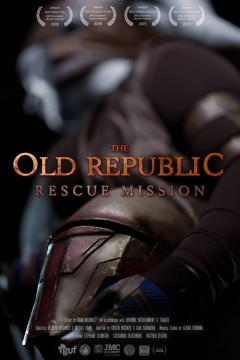The Old Republic: Rescue Mission cortometraje cartel poster