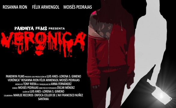 Verónica, a short film of a stalker. Cortometraje español acoso