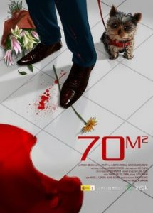 70m2 cortometraje cartel poster