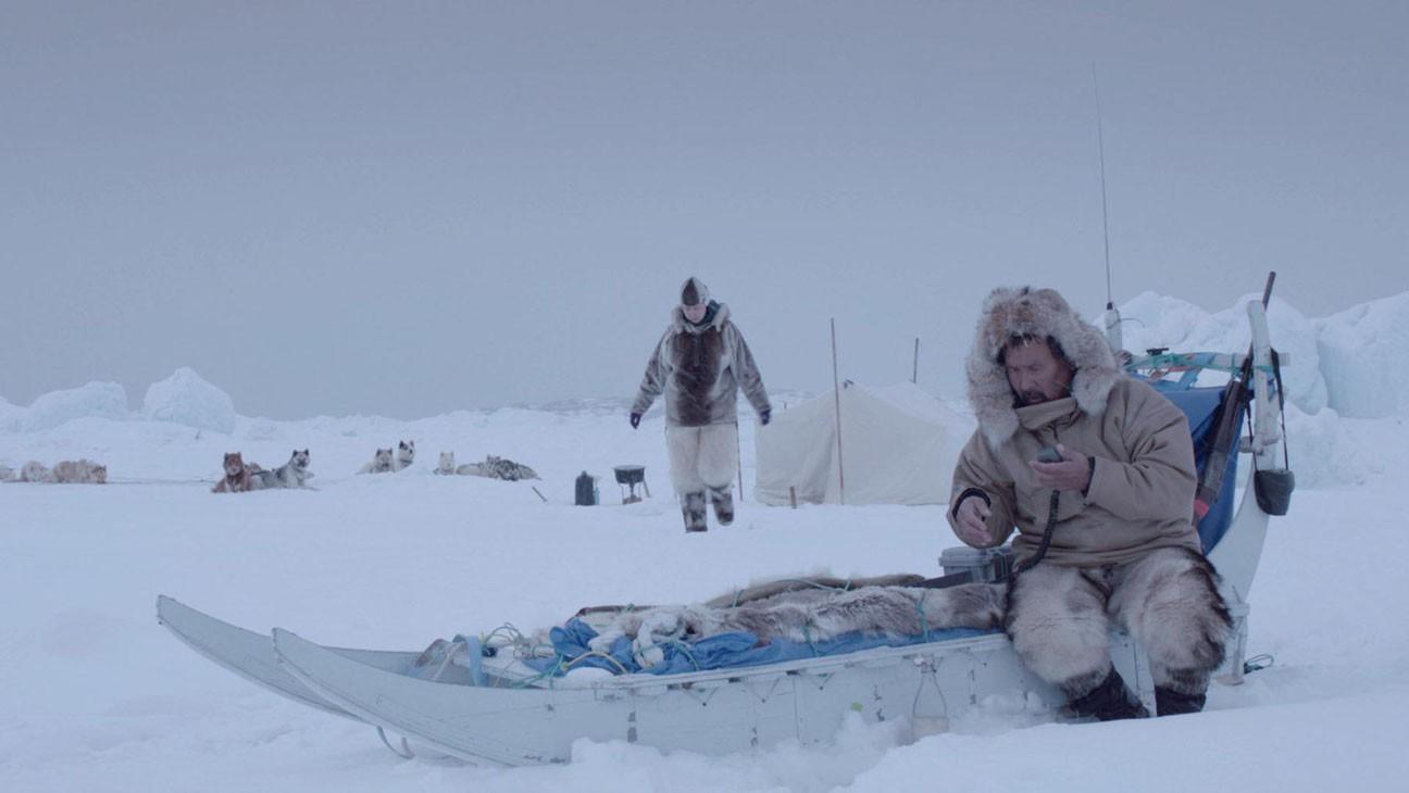 Aningaaq. Cortometraje Spin Off de la película Gravity