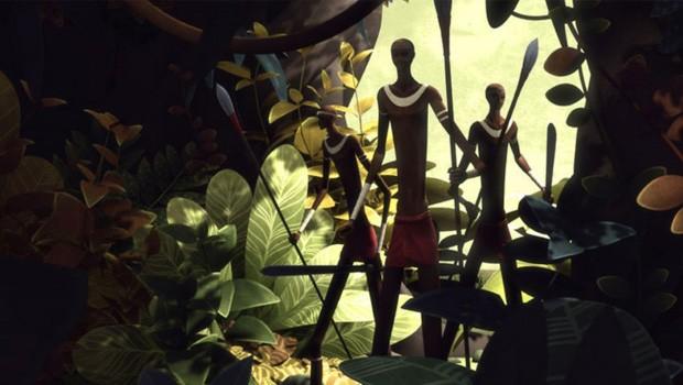 Baobab cortometraje de animación francés