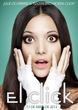 El click webserie cartel poster