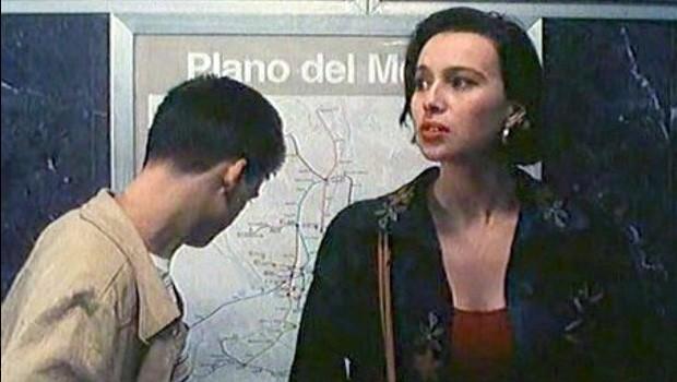 El columpio. Cortometraje español con Ariadna Gil y Coque Maya