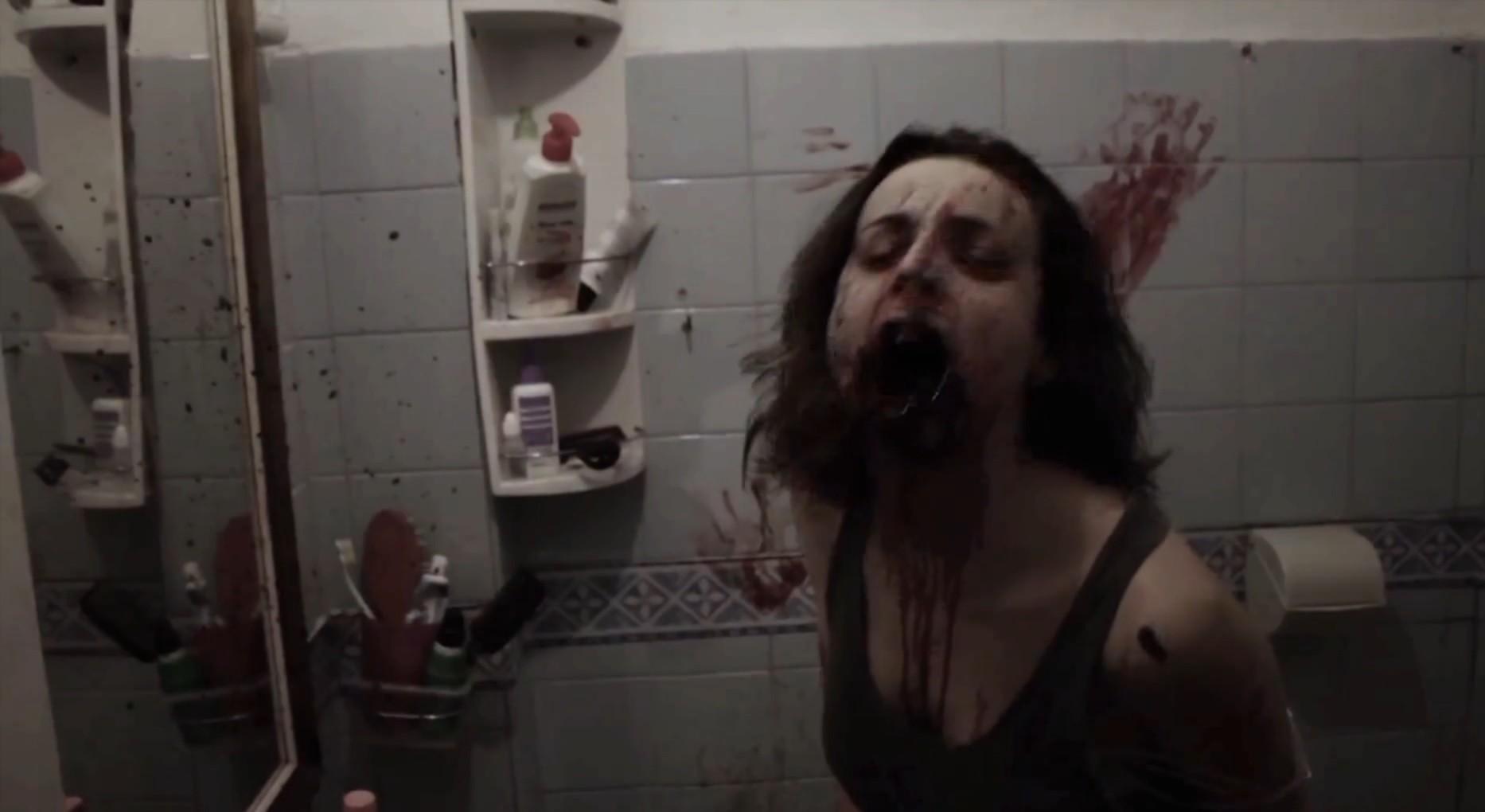 Feliz viernes. Cortometraje español de zombies