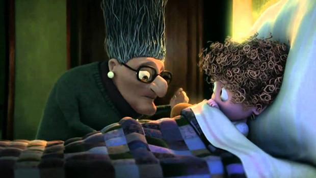 La bella durmiente de la abuelita O'Grimm