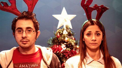 Hostiable. Cortometraje español con Berto Romero y Mariam Hernández