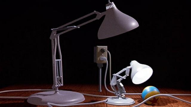 Luxo Jr. Cortometraje de Pixar
