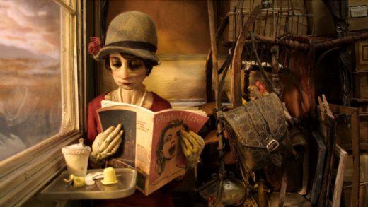 Madame Tutli-Putli. Cortometraje stop-motion de cine fantástico