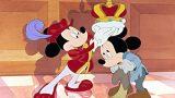 Mickey Mouse: El príncipe y el mendigo