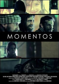 Momentos poster
