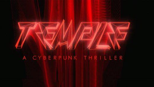 Temple. Cortometraje de ciencia-ficcion, thriller y cyberpunk