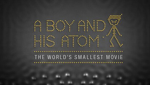 A Boy and His Atom: The World's Smallest Movie. Cortometraje IBM