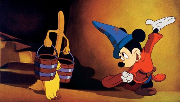 Mickey Mouse: El aprendiz de brujo (Fantasía)