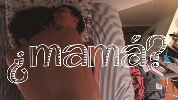 ¿Mamá? Cortometraje español de Sergio Beator con Amanda Lago
