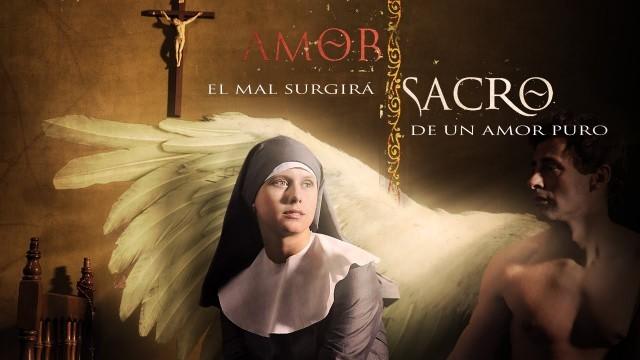 Amor sacro. Cortometraje español de Javier Yañez con Manuela Vellés